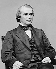 17th U.S. President Andrew Johnson Photos