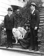 President Calvin Coolidge & Family Portrait Photo Print for Sale