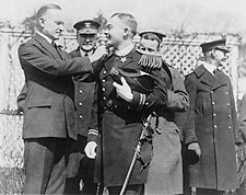 President Calvin Coolidge Medal of Honor Photo Print for Sale