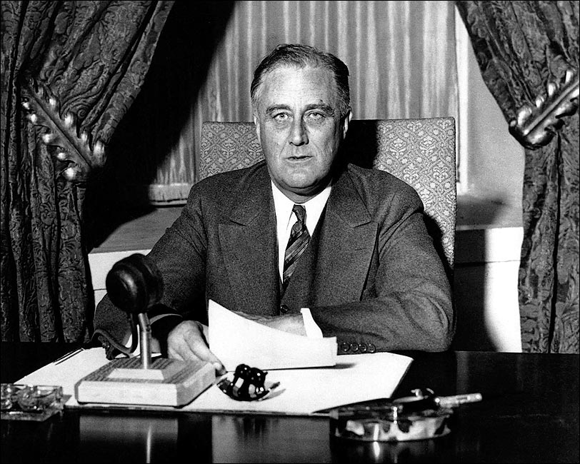 a biography of franklin delano roosevelt a president of the united states of america