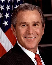 43rd U.S. President George W. Bush Photos
