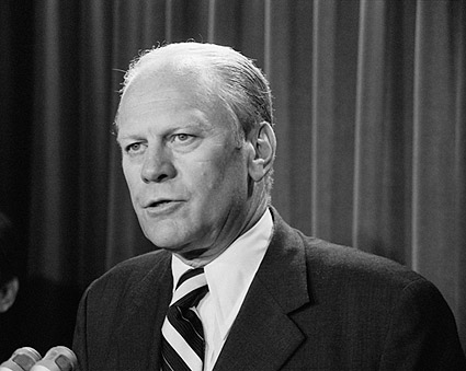 President Gerald Ford 1974 Photo Print