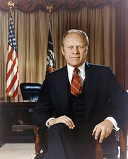 President Gerald Ford Official Portrait Photo Print