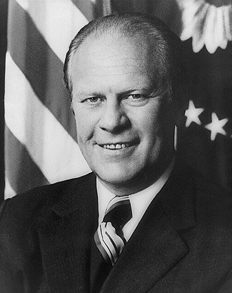 President Gerald R. Ford Official Portrait Photo Print
