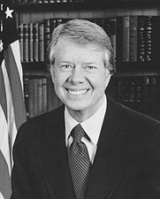 President Jimmy Carter Official Portrait Photo Print for Sale