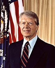 39th U.S. President Jimmy Carter Photos