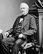 President Millard Fillmore Portrait Photo Print for Sale