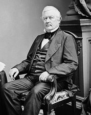President Millard Fillmore Portrait Photo Print
