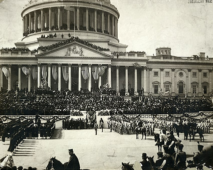 President Roosevelt Inauguration 1905 Photo Print