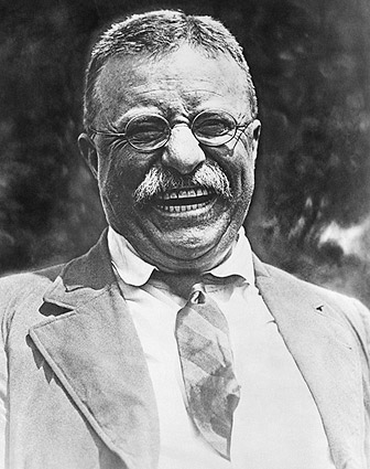 President Teddy Roosevelt 1921 Photo Print