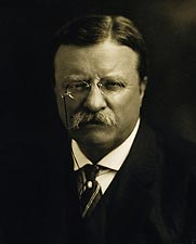 President Theodore Roosevelt 1913 Portrait Photo Print for Sale