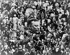 President Theodore Teddy Roosevelt Montage Photo Print for Sale