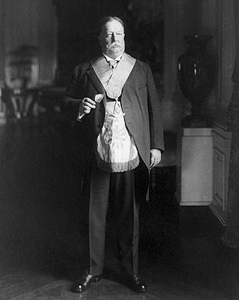 President William Howard Taft Full Portrait Photo Print