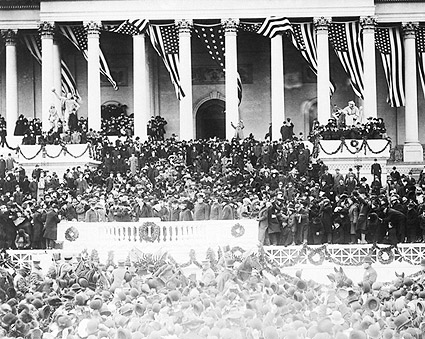 President William Howard Taft Inauguration Photo Print