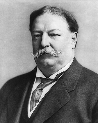 President William Howard Taft Portrait Photo Print