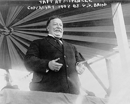 President William Howard Taft Speaking Photo Print