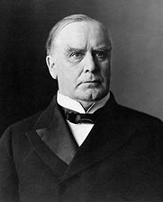 25th U.S. President William McKinley Photos