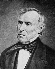 12th U.S. President Zachary Taylor Photos