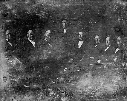 President Zachary Taylor & Cabinet 1849 Photo Print