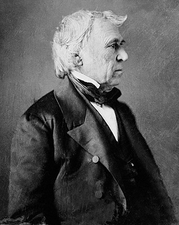 President Zachary Taylor from Daguerreotype Photo Print