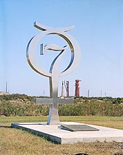 Project Mercury Monument for Astronauts Photo Print for Sale