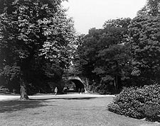 Prospect Park Brooklyn New York City 1911 Photo Print for Sale