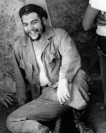 Revolutionary Ernest Che Guevara Photo Print