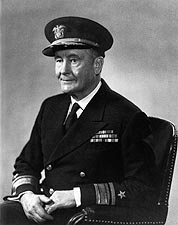 Samuel Eliot Morison USNR Portrait Navy Photo Print for Sale