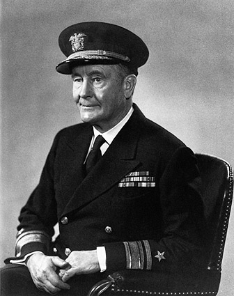 Samuel Eliot Morison USNR Portrait Navy Photo Print