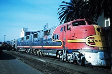 San Diego ATSF Railway E-1AB Train Photo Print for Sale