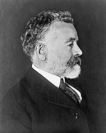 Senator Henry Cabot Lodge Portrait 1912 Photo Print