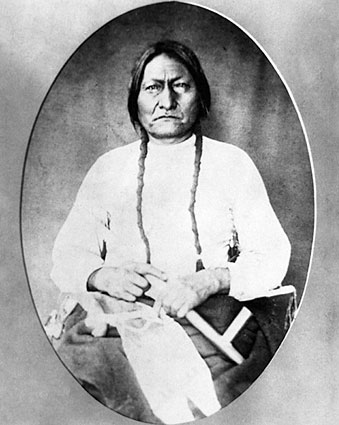 Sioux Chief Sitting Bull Photo Print