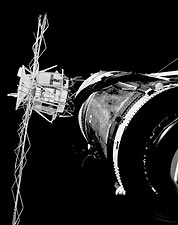 Skylab Seen From Skylab 2 Command Module Photo Print for Sale