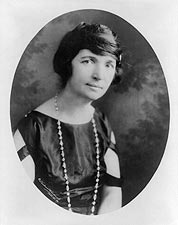 Social Activist Margaret Sanger Portrait Photo Print for Sale