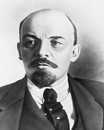 Soviet Union Chairman Vladimir Lenin Photo Print