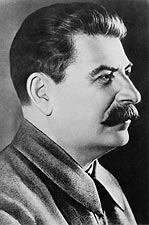 Soviet Union Joseph Stalin Portrait Photo Print for Sale