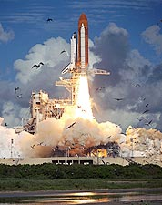Space Shuttle Endeavour Launch NASA Photo Print for Sale