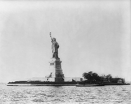 Statue of Liberty, New York City 1920 Photo Print