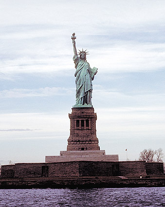 Statue of Liberty, New York City Photo Print