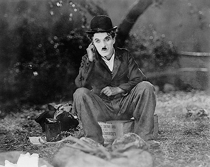 "Still Photo of Charlie Chaplin in 'The Circus"" Photo Print"