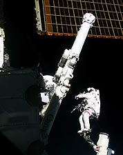 international space station space walk - photo #46