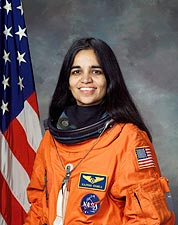 STS-107 Astronaut Kalpana Chawla Photo Print for Sale