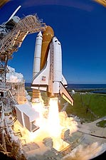 STS-66 Space Shuttle Atlantis Launch Photo Print for Sale