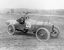 Stutz Weightman Special #26 Racecar 1916 Photo Print for Sale