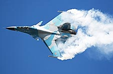 Sukhoi Su-30 / Su-30Mk Fighter Aircraft Photo Print for Sale