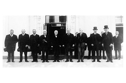 Supreme Court & Justice William Howard Taft Photo Print