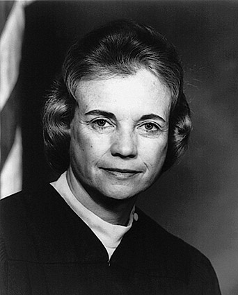 Supreme Court Sandra Day O'Connor Photo Print