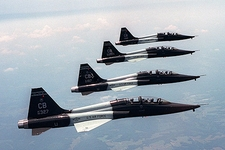 T-38 Talon Formation Photo Print