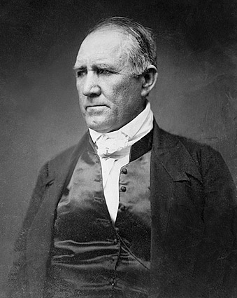 Texas President Sam Houston Portrait Photo Print