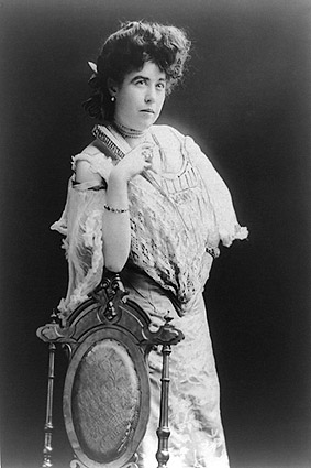 Titanic Survivor Unsinkable Molly Brown Photo Print